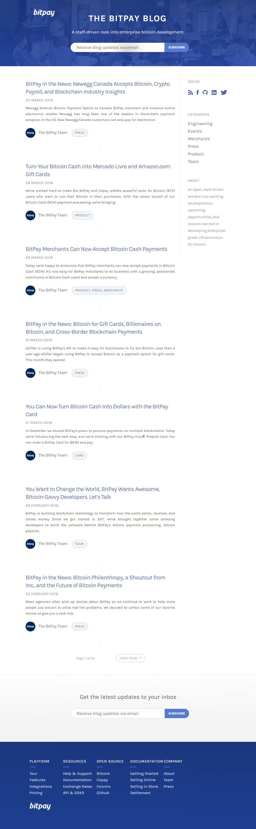 The-BitPay-Blog